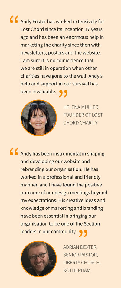 Reviews from clients of Kingdom Creative Media UK