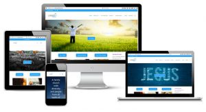 Liberty Church, Rotherham, RESPONSIVE WEBSITE by Kingdomedia