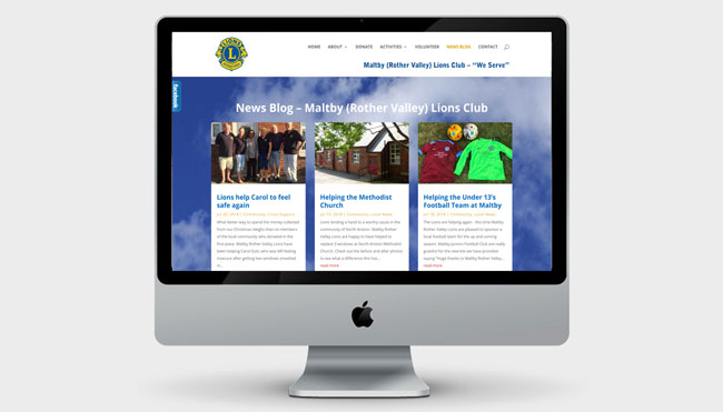 Maltby (Rother Valley) Lions Club news blog by Kingdomedia