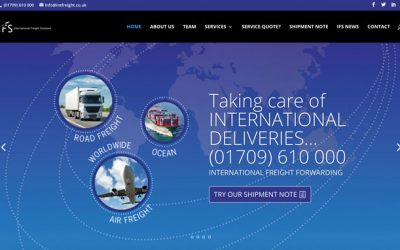 Another website refresh, this time for IFS