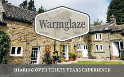 Website launch for Warmglaze Windows, Doors & Conservatories