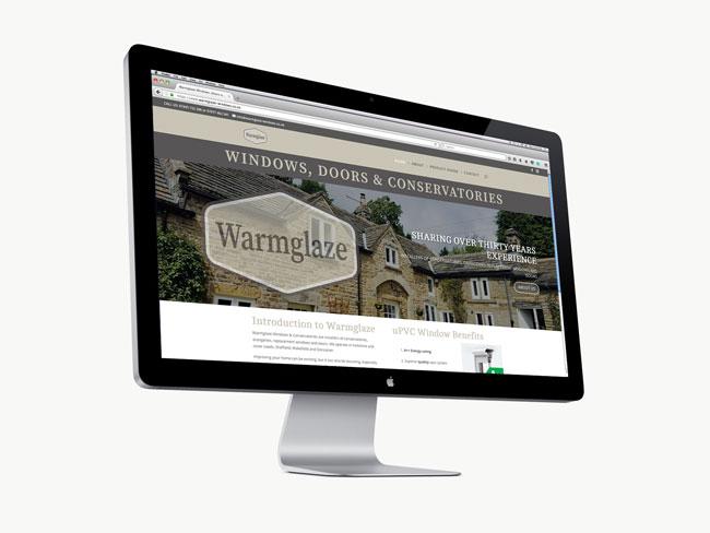 Warmglaze website launch