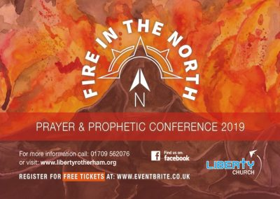 Fire in the North Conference