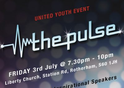 The Pulse multi-church Youth Events